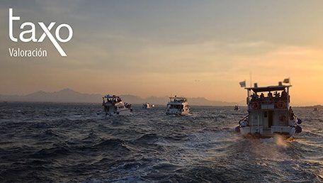tasación de embarcaciones